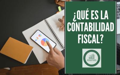 ¿Cuál es el objetivo de la contabilidad fiscal?