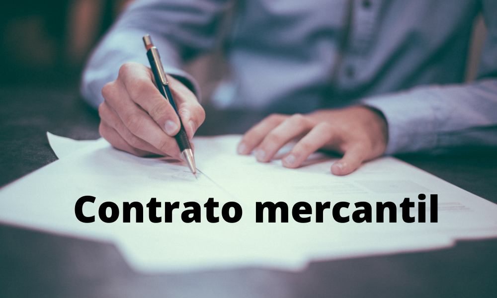 ¿Cuántos tipos de contrato mercantil hay?