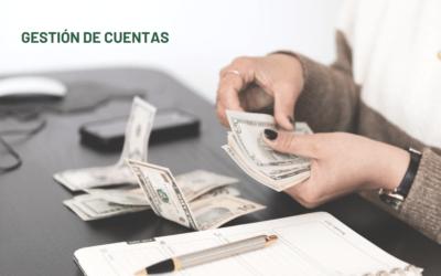 Gerencia y tesorería: Gestión de Cuentas