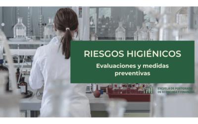¿Cuáles son los riesgos higiénicos?